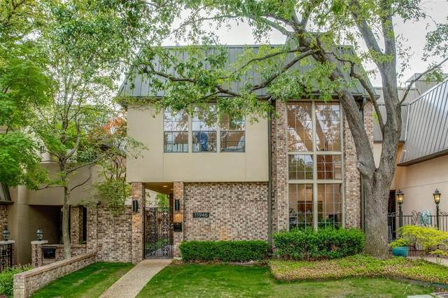 11946 Tavel Circle, Dallas, TX 75230 (MLS #14557249) :: Results Property Group
