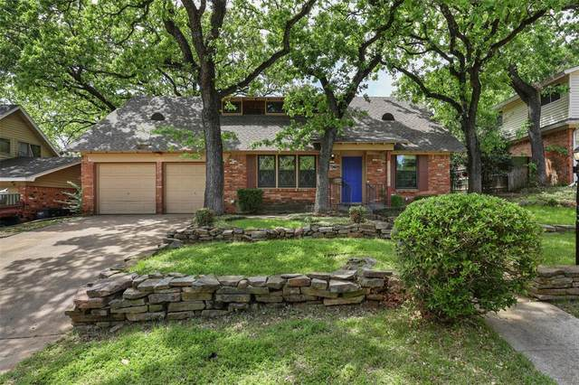 7240 Hightower Street, Fort Worth, TX 76112 (MLS #14557251) :: The Mauelshagen Group