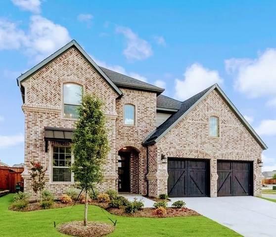 1701 Briscoe Drive, Lantana, TX 76226 (MLS #14557255) :: Real Estate By Design