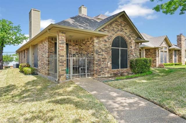 1227 Woodland Park Drive, Hurst, TX 76053 (MLS #14557308) :: Potts Realty Group