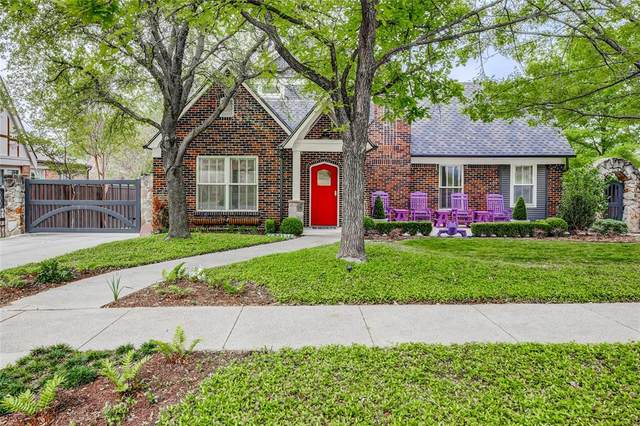 2500 Cockrell Avenue, Fort Worth, TX 76109 (MLS #14557322) :: All Cities USA Realty