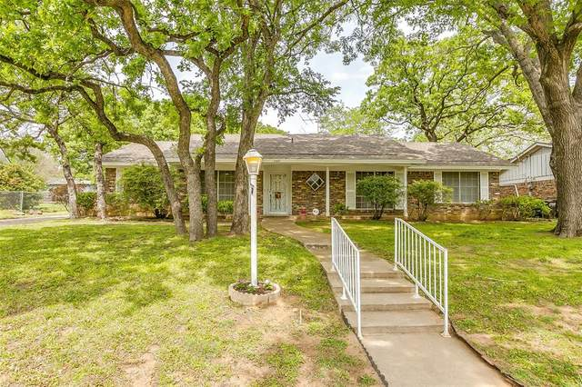 7209 Normandy Road, Fort Worth, TX 76112 (MLS #14557338) :: The Mauelshagen Group