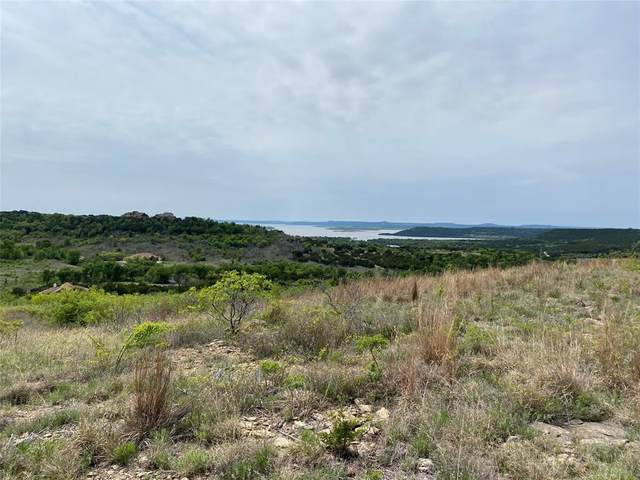 Lot 610 Caprock Court, Possum Kingdom Lake, TX 76449 (MLS #14557340) :: Lyn L. Thomas Real Estate | Keller Williams Allen