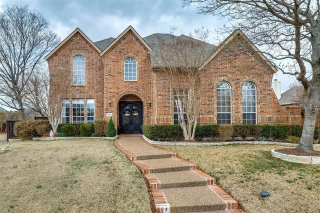 8012 Oakcrest Drive, Mckinney, TX 75072 (MLS #14557346) :: Feller Realty