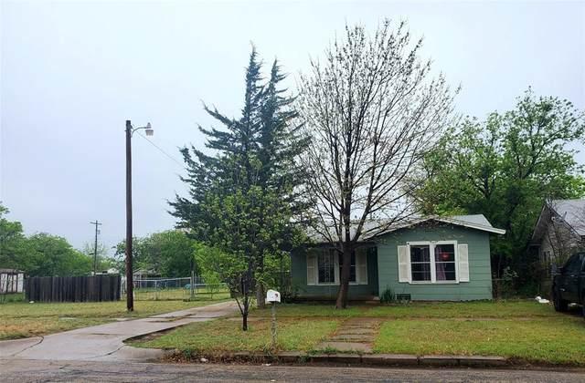 1364 Cedar Street, Abilene, TX 79601 (MLS #14557365) :: Real Estate By Design