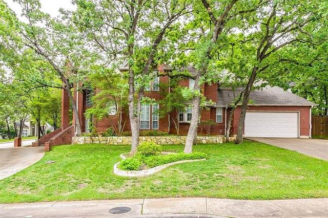 3429 Lookout Court, Grapevine, TX 76051 (MLS #14557385) :: The Kimberly Davis Group