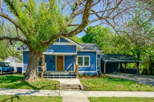 202 W Heard Street, Mckinney, TX 75069 (MLS #14557399) :: Lisa Birdsong Group | Compass