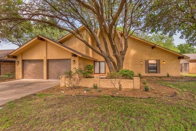 3417 Kensington Drive, Abilene, TX 79605 (MLS #14557406) :: The Mauelshagen Group