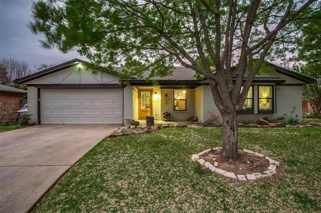 1613 Box Canyon Court, Grapevine, TX 76051 (MLS #14557418) :: The Rhodes Team
