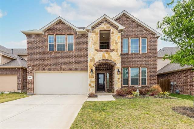 605 Dickens Drive, Mckinney, TX 75071 (MLS #14557424) :: Real Estate By Design