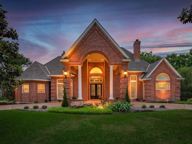 2208 Norwalk Drive, Colleyville, TX 76034 (MLS #14557426) :: The Kimberly Davis Group