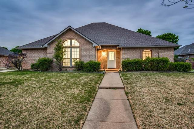3107 Sweet Briar Street, Grapevine, TX 76051 (MLS #14557439) :: The Mitchell Group