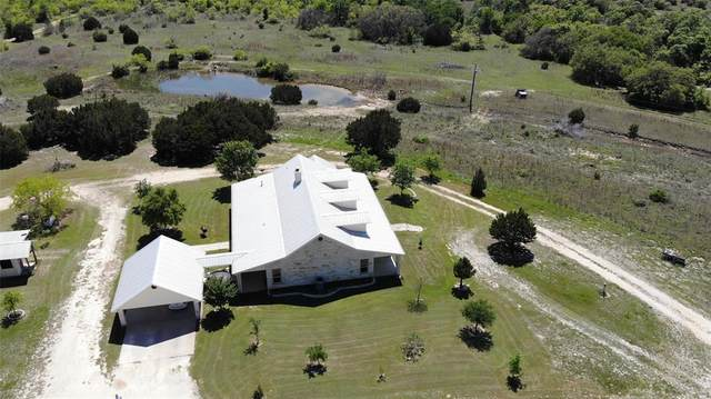 235 County Road 343, Dublin, TX 76446 (MLS #14557442) :: Real Estate By Design