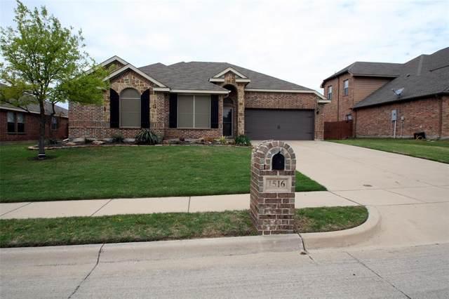 1516 Salado Trail, Weatherford, TX 76087 (MLS #14557446) :: Trinity Premier Properties
