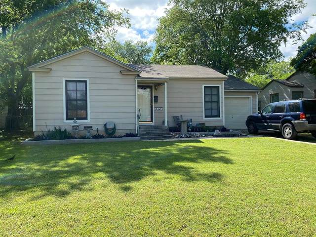3812 Marks Place, Fort Worth, TX 76116 (MLS #14557463) :: Wood Real Estate Group