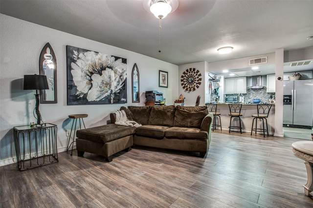 4645 Country Creek Drive #1098, Dallas, TX 75236 (MLS #14557500) :: The Juli Black Team
