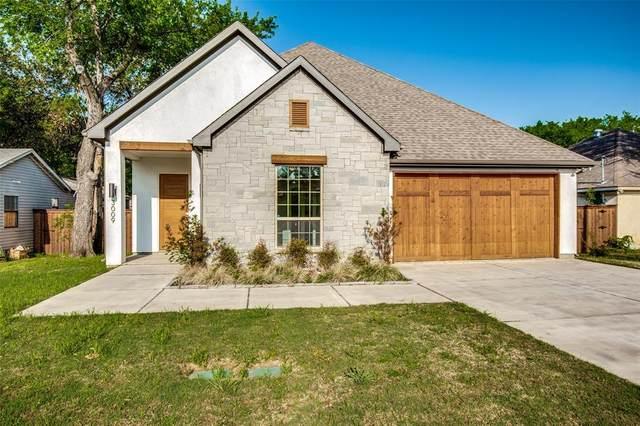3009 New Haven Street, Irving, TX 75062 (MLS #14557501) :: Team Hodnett
