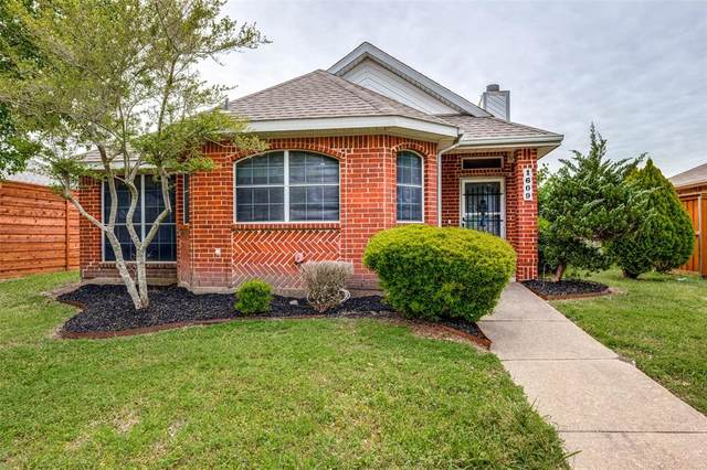 1609 Cool Springs Drive, Mesquite, TX 75181 (MLS #14557507) :: The Chad Smith Team