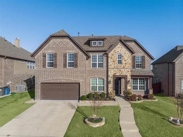 3108 Horizons Drive, Little Elm, TX 75068 (MLS #14557512) :: Real Estate By Design