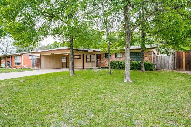 2102 William Brewster Street, Irving, TX 75061 (MLS #14557515) :: Wood Real Estate Group