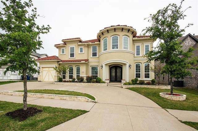 13188 Juliet Way, Frisco, TX 75035 (MLS #14557535) :: The Daniel Team