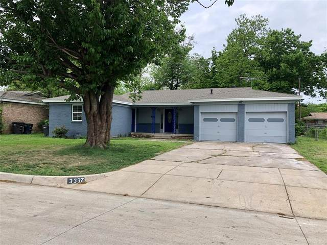 3337 Wesley Street, Fort Worth, TX 76111 (MLS #14557557) :: Real Estate By Design