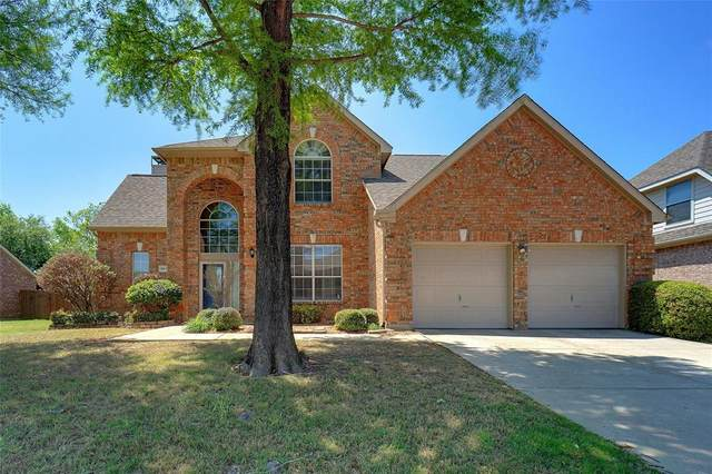 3613 Lofty Pines Lane, Flower Mound, TX 75028 (MLS #14557561) :: VIVO Realty