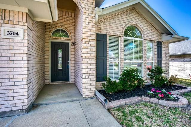 3704 Staghorn Circle N, Fort Worth, TX 76137 (MLS #14557587) :: The Mitchell Group