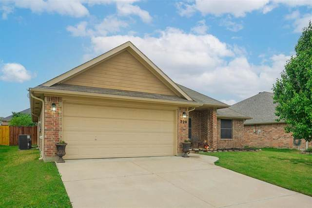729 Evergreen Court, Burleson, TX 76028 (MLS #14557597) :: Wood Real Estate Group