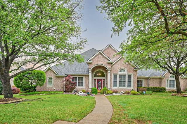 607 Glen Abbey Drive, Mansfield, TX 76063 (MLS #14557598) :: The Mitchell Group