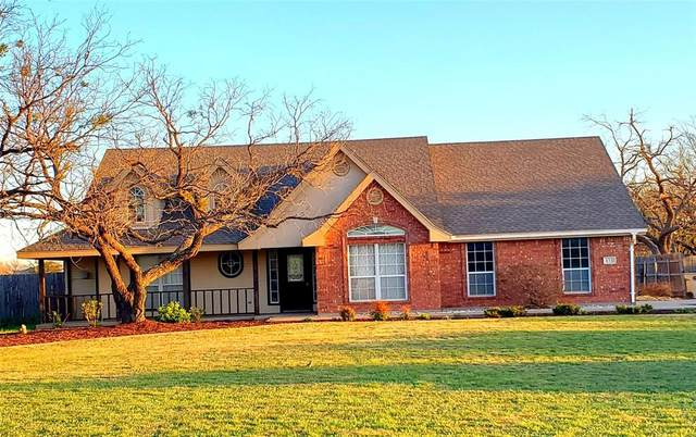 173 Handsome Jack Road, Abilene, TX 79602 (MLS #14557628) :: The Chad Smith Team
