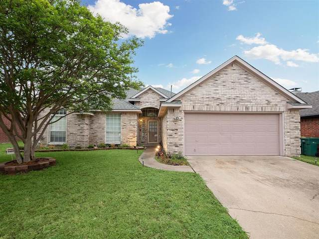 Glenn Heights, TX 75154 :: Wood Real Estate Group