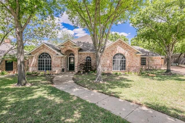 7712 Ridgeway Court, North Richland Hills, TX 76182 (MLS #14557649) :: Potts Realty Group
