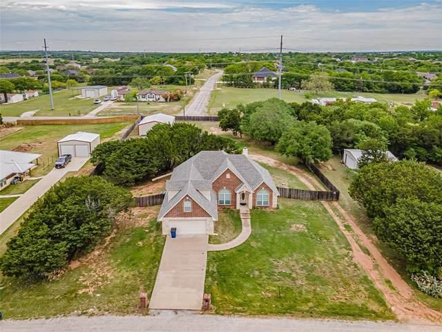 3808 Birdsong Court, Granbury, TX 76049 (MLS #14557656) :: Team Hodnett