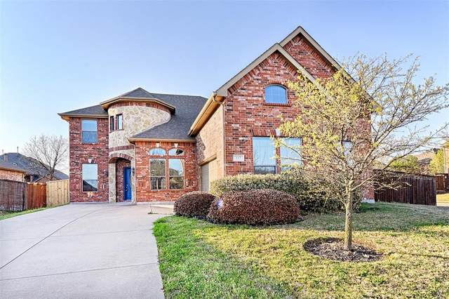 117 Foggy Branch Trail, Forney, TX 75126 (MLS #14557661) :: The Mauelshagen Group