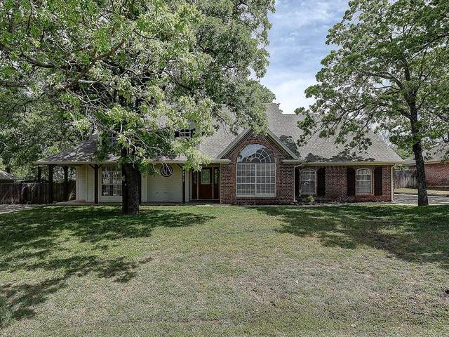 4812 W Wedgefield Road, Granbury, TX 76049 (MLS #14557673) :: All Cities USA Realty
