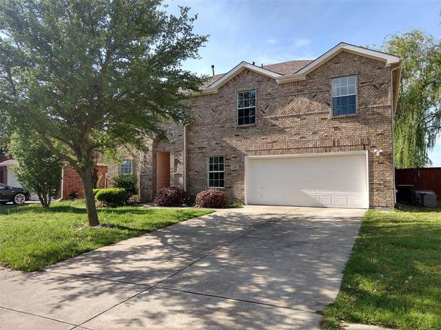 2107 Chisolm Trail, Forney, TX 75126 (MLS #14557683) :: The Mauelshagen Group