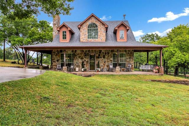 112 Maggie Lee Court, Springtown, TX 76082 (#14557694) :: Homes By Lainie Real Estate Group