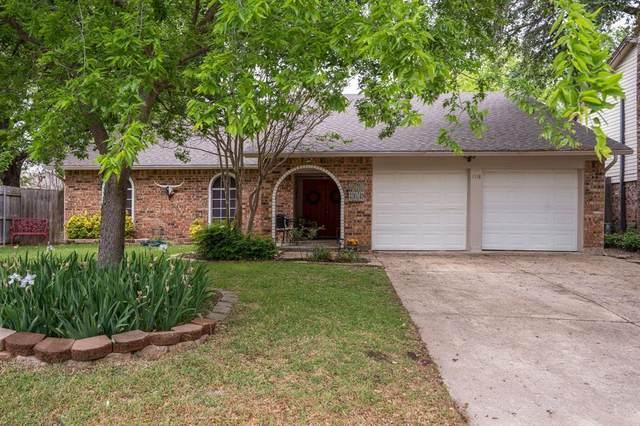 1118 Heiden Court, Flower Mound, TX 75028 (MLS #14557704) :: Team Hodnett