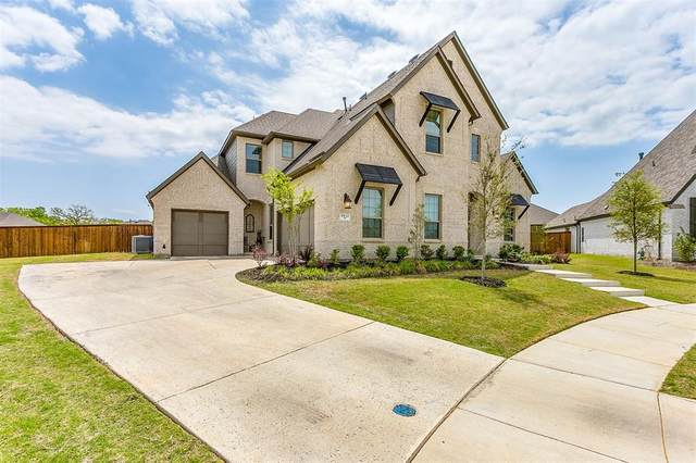 9912 Boulder Ridge Bend, Little Elm, TX 75068 (MLS #14557742) :: Team Tiller