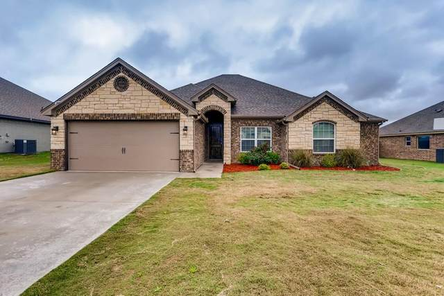 206 Bayless Avenue, Godley, TX 76044 (MLS #14557752) :: Wood Real Estate Group