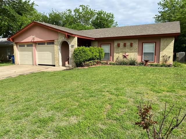 6633 Kitty Drive, Watauga, TX 76148 (MLS #14557764) :: Team Hodnett