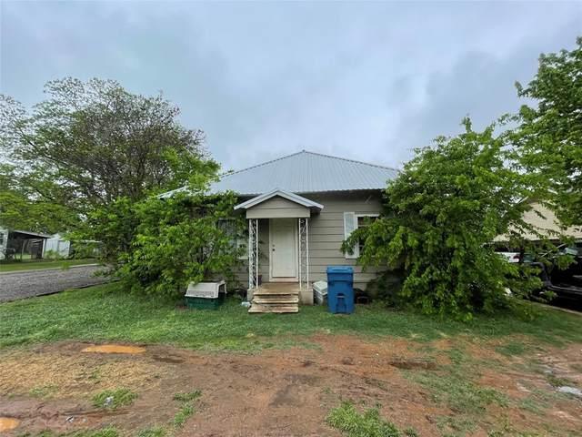 316 Bush Drive, Whitney, TX 76692 (MLS #14557785) :: Robbins Real Estate Group
