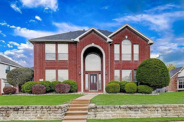 3017 Holford Road, Richardson, TX 75082 (MLS #14557792) :: Team Hodnett
