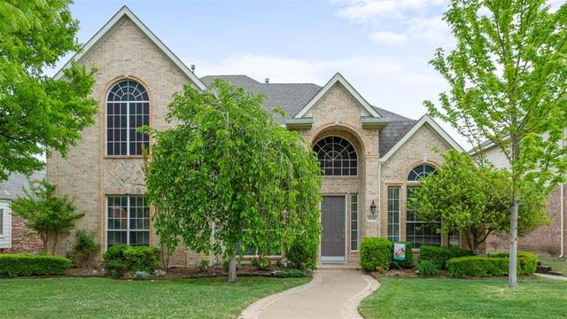 8140 Stone Ridge Drive, Plano, TX 75025 (MLS #14557815) :: Wood Real Estate Group