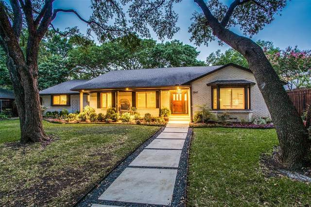 7647 Rolling Acres Drive, Dallas, TX 75248 (MLS #14557824) :: All Cities USA Realty