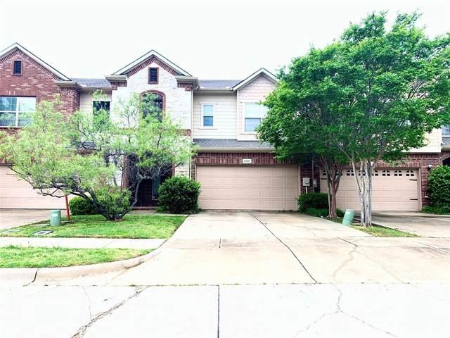 4121 William Dehaes Drive, Irving, TX 75038 (MLS #14557829) :: Team Hodnett