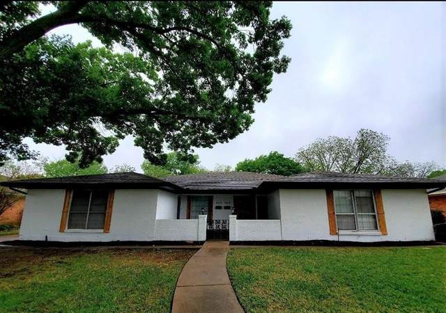 4900 South Drive, Fort Worth, TX 76132 (MLS #14557839) :: The Chad Smith Team