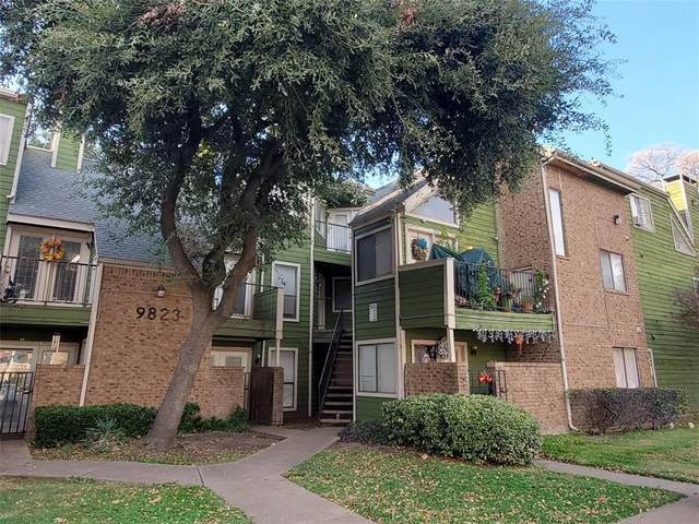 9823 Walnut Street L208, Dallas, TX 75243 (MLS #14557882) :: Team Hodnett