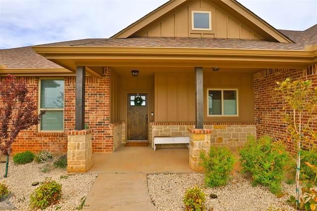 158 Windmill Crossing Road, Ovalo, TX 79541 (MLS #14557894) :: Premier Properties Group of Keller Williams Realty